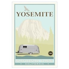 National Parks - Yosemite Canvas Art